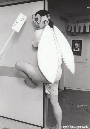第4回「セリフをつけて」ミーンミーン ©赤塚不二夫/フジオプロ