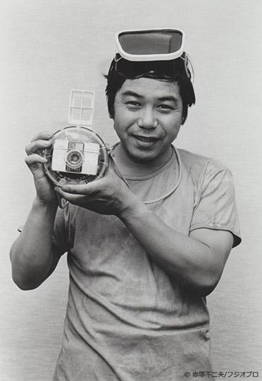第23回「セリフをつけて」水中カメラマン?! ©赤塚不二夫/フジオプロ